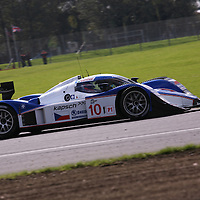#10 Lola B08/60 - Charouz Racing System (Drivers - Stefan Mücke and Jan Charouz) LMP1, Le Mans Series Silverstone 1000KM 2008