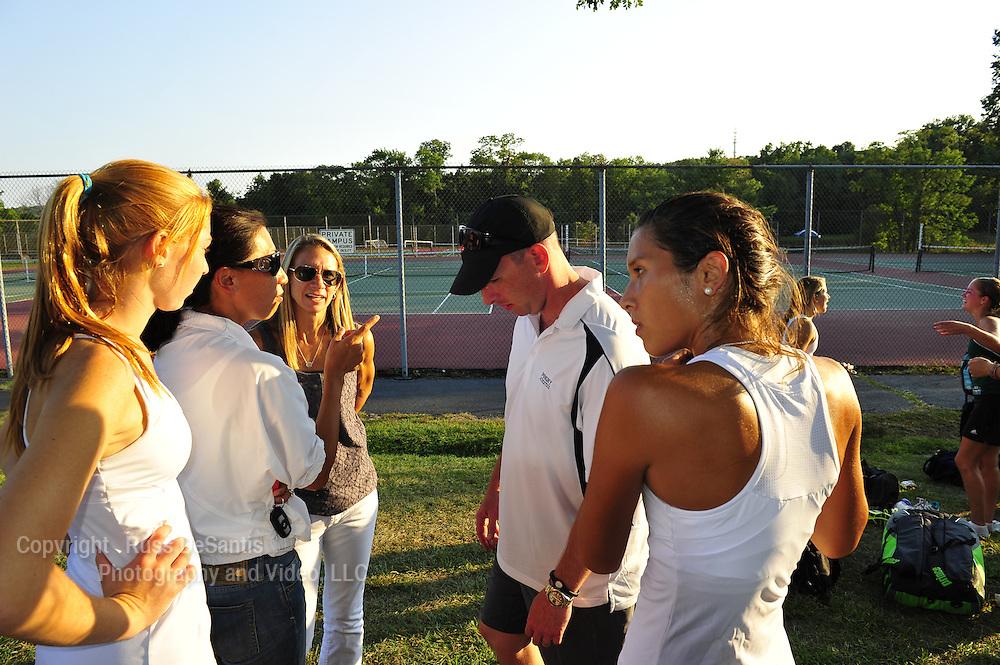 The PIngry School Varsity Girls Tennis