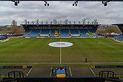Kassam Stadium ahead of todays  EFL Sky Bet League 1 match between Oxford United and Peterborough United at the Kassam Stadium, Oxford, England on 16 February 2019.