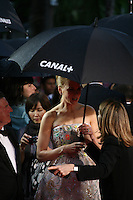 Nicole Kidman.attending the gala screening of The Great Gatsby at the Cannes Film Festival on 15th May 2013, Cannes, France.