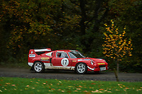 #17 Brandon Smith / Elen Jones Darrian T9 Bolton-le-Moors / Dovey Vale BCS Auto repairsduring Neil Howard Memorial Stage Rally, and opening round of the 2015 Motorsport News Rally Championship.  at Oulton Park, Little Budworth, Cheshire, United Kingdom. November 07 2015. World Copyright Peter Taylor. Copy of publication required for printed pictures.  Every used picture is fee-liable. http://archive.petertaylor-photographic.co.uk