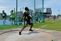 FFSA Championnats De France Athletisme, Nantes, France