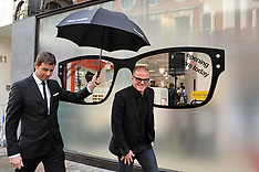 OCT 12 2012 Heston Blumenthal Opens Vision Express