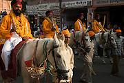 Sikh Festival for birthday of important guru, Jaipur