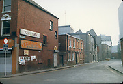 Old amateur Photos of Dublin April 1987 WITH, Conways Pub Parnells Street, O'Rahilly Parade, Moore St, The Elbow Inn, Moore St Area, Henery St, The Wolfe Tone Pub, Mary St, Church, Old Dublin Amature Photos February 1984 with, Mount St, upper, lower, Stephens Lane, Pepper Cannister Church, School, Mount St, Bridge, Percy Lane,