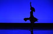 ASU Grad Show dance performance