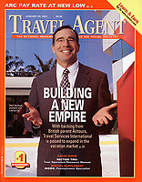 Travel Agent cover