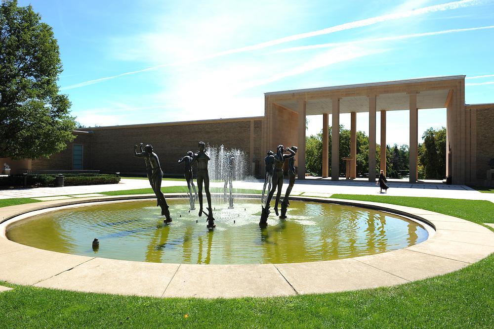 Cranbrook Academy of Art in Bloomfield Hills near Detroit, Michigan, USA.<br /> <br /> Art in Detroit 2013<br /> &copy; Stefan Falke<br /> www.stefanfalke.com