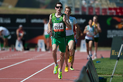 MCKILLOP Michael, IRL, 800m, T37, 2013 IPC Athletics World Championships, Lyon, France