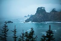 Arch Rock. Samuel H. Boardman State Park, Oregon.