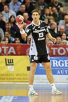 Marcus Ahlm (THW) am Ball