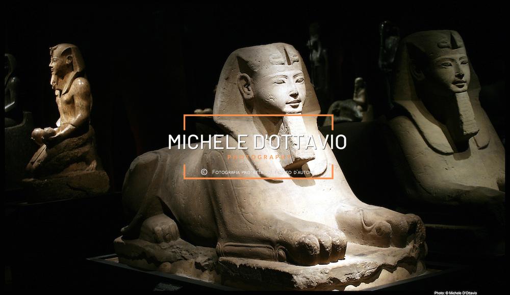 Il Museo delle antichità egizie di Torino, meglio conosciuto semplicemente come Museo egizio, è considerato, per il valore dei reperti, il più importante del mondo dopo quello del Cairo, ha sede nello storico Palazzo dell'Accademia delle Scienze.