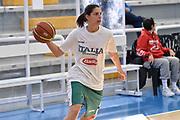 Chiara Consolini<br /> Raduno Nazionale Italiana Femminile Senior - Allenamento<br /> FIP 2017<br /> Montegrotto Terme, 28/02/2017<br /> Foto Ciamillo - Castoria
