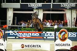 Delaveau Patrice (FRA) - Carinjo HDC<br /> Longines Cup<br /> Furusiyya FEI Nations Cup Jumping Final<br /> CSIO Barcelona 2013<br /> © Dirk Caremans