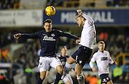 Millwall v Bolton Wanderers - 19.12.2014