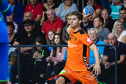 Robin Jansen of Nederland during friendly handball match between Slovenia and Nederland, on October 25, 2019 in Športna dvorana Hardek, Ormož, Slovenia. Photo by Blaž Weindorfer / Sportida