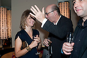 PETRONELLA WYATT; MARK AMORY, Launch of Nicky Haslam's book Redeeming Features. Aqua Nueva. 5th floor. 240 Regent St. London W1.  5 November 2009.  *** Local Caption *** -DO NOT ARCHIVE-© Copyright Photograph by Dafydd Jones. 248 Clapham Rd. London SW9 0PZ. Tel 0207 820 0771. www.dafjones.com.<br /> PETRONELLA WYATT; MARK AMORY, Launch of Nicky Haslam's book Redeeming Features. Aqua Nueva. 5th floor. 240 Regent St. London W1.  5 November 2009.