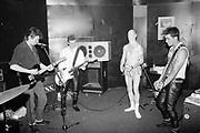 Band Practice, 1980s.