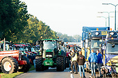 Boerenprotest in De Bilt