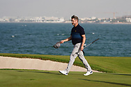 Mikko Korhonen (FIN) on the 18th during Round 4 of the Oman Open 2020 at the Al Mouj Golf Club, Muscat, Oman . 01/03/2020<br /> Picture: Golffile   Thos Caffrey<br /> <br /> <br /> All photo usage must carry mandatory copyright credit (© Golffile   Thos Caffrey)