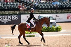 Godel Robin, SUI, Grandeur de Lully<br /> World Equestrian Games - Tryon 2018<br /> © Hippo Foto - Sharon Vandeput<br /> 13/09/2018