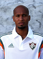 "Brazilian Football League Serie A / <br /> ( Fluminense Football Club ) - <br /> Wellington do Nascimento Silva "" Wellington Silva """