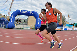 04/08/2017; Ramos Aceves, Johana Alejandrina, T11, MEX at 2017 World Para Athletics Junior Championships, Nottwil, Switzerland