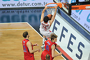 DESCRIZIONE : Istanbul Eurolega Eurolegue 2011-12 Final Four Finale Final CSKA Moscow Olympiacos<br /> GIOCATORE :  Kostas Papanikolau<br /> SQUADRA : Olympiakos<br /> CATEGORIA : schiacciata<br /> EVENTO : Eurolega 2011-2012<br /> GARA : CSKA Moscow Olympiacos<br /> DATA : 13/05/2012<br /> SPORT : Pallacanestro<br /> AUTORE : Agenzia Ciamillo-Castoria/GiulioCiamillo<br /> Galleria : Eurolega 2011-2012<br /> Fotonotizia : Istanbul Eurolega Eurolegue 2010-11 Final Four Finale Final CSKA Moscow Olympiacos<br /> Predefinita :