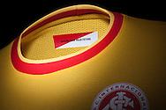 Sao Paulo, Brazil - January 28 of 2014: Nike Yellow jerseys - Brazil teams.<br /> Photo: Caio Guatelli