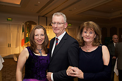 Raisin Fitzpatrick - The Artist of the Light<br /> Ian Talbot - CEO Chambers Ireland<br /> Anne Nolan - IAA