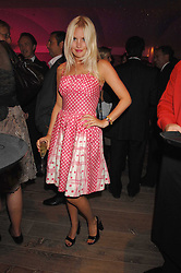 MARISSA MONTGOMERY at a party to celebrate Westfield London's sponsorship of the British Fashion Council's Fashion Forward Awards held at the Haymarket Hotel, 1 Suffolk Place, London on 17th July 2007.<br /><br />NON EXCLUSIVE - WORLD RIGHTS
