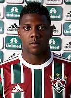 "Brazilian Football League Serie A /<br /> ( Fluminense Football Club ) -<br /> Elivelton Viana dos Santos "" Elivelton """
