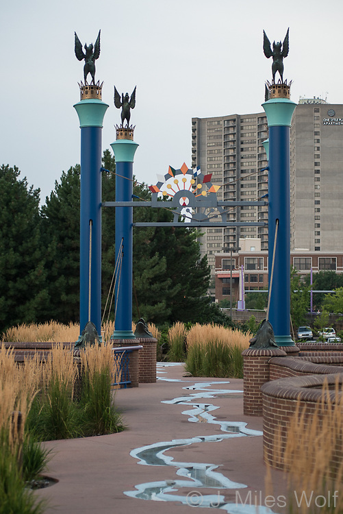 Sawyer Point Cincinnati Ohio