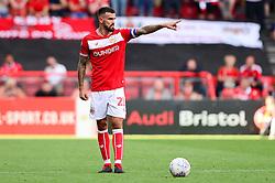 Marlon Pack of Bristol City - Mandatory by-line: Dougie Allward/JMP - 04/08/2018 - FOOTBALL - Ashton Gate Stadium - Bristol, England - Bristol City v Nottingham Forest - Sky Bet Championship