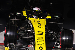 February 21, 2019 - Barcelona, Barcelona, Spain - Daniel Ricciardo from Australia with 03 Renault F1 Team RS19 in action during the Formula 1 2019 Pre-Season Tests at Circuit de Barcelona - Catalunya in Montmelo, Spain on February 21. (Credit Image: © Xavier Bonilla/NurPhoto via ZUMA Press)