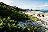 Praia do Matadeiro. Florianópolis, Santa Catarina, Brasil. / Matadeiro Beach. Florianopolis, Santa Catarina, Brazil.