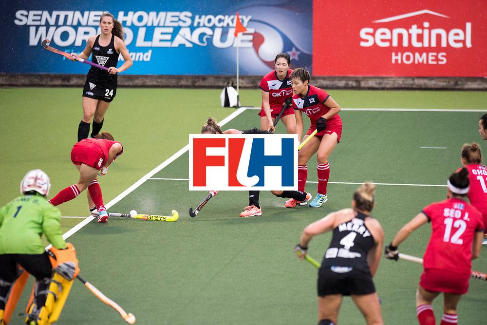AUCKLAND - Sentinel Hockey World League final women<br /> Match id 10295<br /> 05 New Zealand  v Korea<br /> Foto: Samantha Harrison.<br /> WORLDSPORTPICS COPYRIGHT FRANK UIJLENBROEK