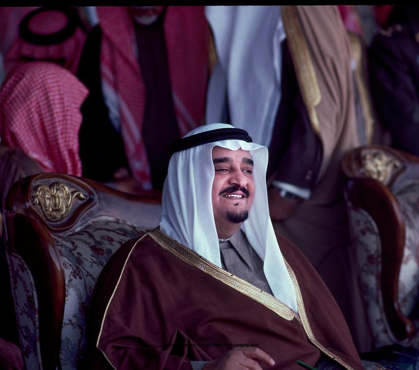 HRH Fahad bin Abdul Aziz