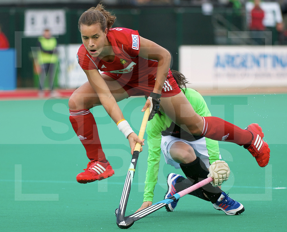 KONTICH - Olympic Qualification Hockey women..Mexico v Belgium.FFU PRESS AGENCY COPYRIGHT Stanislas Brochier.