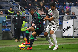 "Foto Filippo Rubin<br /> 10/02/2019 Reggio Emilia (Italia)<br /> Sport Calcio<br /> Sassuolo - Juventus - Campionato di calcio Serie A 2018/2019 - Stadio ""Mapei Stadium""<br /> Nella foto: SAMI KHEDIRA (JUVENTUS)<br /> <br /> Photo Filippo Rubin<br /> February 10, 2019 Reggio Emilia (Italy)<br /> Sport Soccer<br /> Sassuolo vs Juventus - Italian Football Championship League A 2018/2019 - ""Mapei Stadium"" Stadium <br /> In the pic: SAMI KHEDIRA (JUVENTUS)"