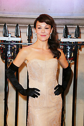 © Licensed to London News Pictures. 08/10/2013, UK. Helen McCrory, BFI Gala charity dinner, 8 Northumberland Avenue, London UK, 08 October 2013. Photo credit : Richard Goldschmidt/Piqtured/LNP