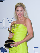"JULIE BOWEN - 64TH PRIME TIME EMMY AWARDS.Nokia Theatre Live, Los Angelees_23/09/2012.Mandatory Credit Photo: ©Dias/NEWSPIX INTERNATIONAL..**ALL FEES PAYABLE TO: ""NEWSPIX INTERNATIONAL""**..IMMEDIATE CONFIRMATION OF USAGE REQUIRED:.Newspix International, 31 Chinnery Hill, Bishop's Stortford, ENGLAND CM23 3PS.Tel:+441279 324672  ; Fax: +441279656877.Mobile:  07775681153.e-mail: info@newspixinternational.co.uk"