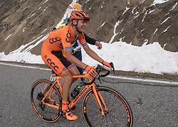 23.05.2017, Bormio, ITA, Giro d Italia 2017, 16. Etappe, Rovetta nach Bormio, im Bild Felix Grossschartner (AUT, Team CCC Sprandi Polkowice) // Felix Grossschartner (AUT, Team CCC Sprandi Polkowice) during the 16th stage of the 100th Giro d' Italia cycling race from Rovetta to Bormio, in Bormio Italy on 2017/05/23. EXPA Pictures © 2017, PhotoCredit: EXPA/ R. Eisenbauer