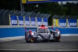 June 14, 2018 - Le Mans, FRANCE - 28 TDS RACING (FRA) ORECA 07 GIBSON LMP2 FRANÇOIS PERRODO (FRA) MATTHIEU VAXIVIERE (FRA) LOIC DUVAL  (Credit Image: © Panoramic via ZUMA Press)