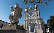 Santuario di Nostra Signora della Costa, Sanremo, Riviera, Ligurien, Italien | Santuario di Nostra Signora della Costa, Sanremo, Riviera, Liguria, Italy
