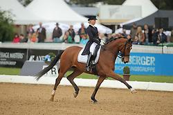 Werndl, Jessica, Zaire<br /> München - Pferd International 2013<br /> Burg Pokal<br /> © www.sportfotos-lafrentz.de/Stefan Lafrentz