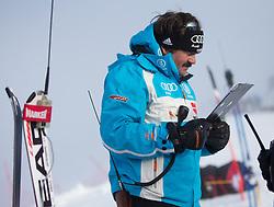 07.10.2013, Moelltaler Gletscher, Flattach, AUT, DSV Medientag, im Bild DSV Damen Trainer Thomas Stauffer //  DSV Ladies Headcoach Thomas Stauffer during the media day of German Ski Federation DSV at Moelltaler glacier in Flattach, Austria on 2013/10/07. EXPA Pictures © 2013, PhotoCredit: EXPA/ Johann Groder