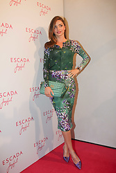 Image ©Licensed to i-Images Picture Agency. 29/07/2014. Munich, Germany. Miranda Kerr, wearing an Escada dress, attends the Escada 'Joyful' Event. Picture by Schneider-Press / i-Images.<br /> <br /> UK & USA ONLY