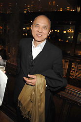 JIMMY CHOO at a party to celebrate the fact that Cordwainers at London College of Fashion has won the Queens Anniversary Prize, held at liberty, Great marlborough Street, London on 21st February 2008.<br /><br />NON EXCLUSIVE - WORLD RIGHTS