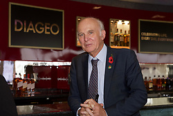 Liberal Democrat leader Vince Cable at the Diageo offices, Edinburgh Gyle. pic copyright Terry Murden @edinburghelitemedia